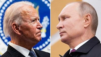 بايدن يقترح قمة مع بوتين في دولة ثالثة