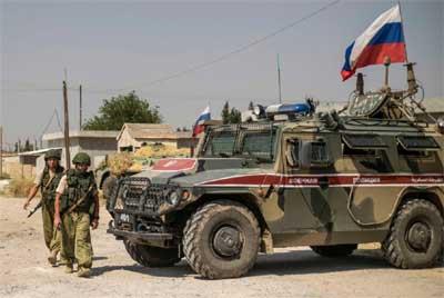 لأسباب غير معلنة...  القوات الروسية تنسحب  من مواقعها بريف حلب