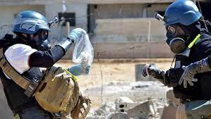تركيا تطالب بمعاقبة المسؤولين عن الهجمات الكيميائية بسوريا
