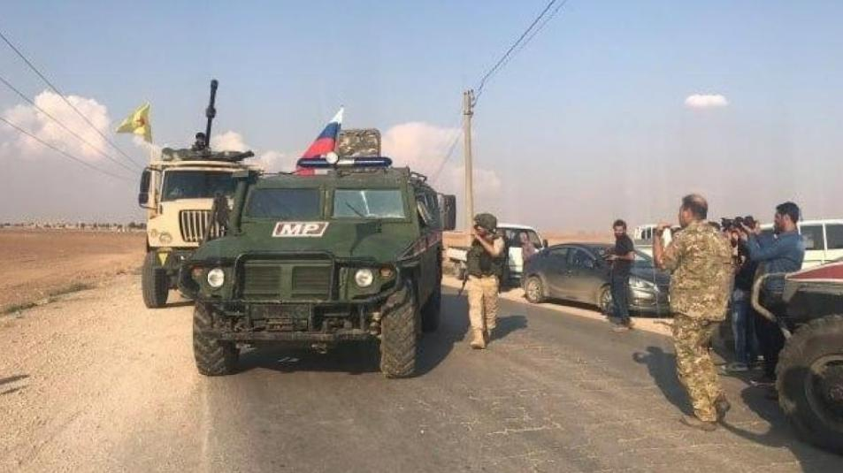 With Russian mediation, a meeting between the Syrian Democratic Forces and the regime in Raqqa