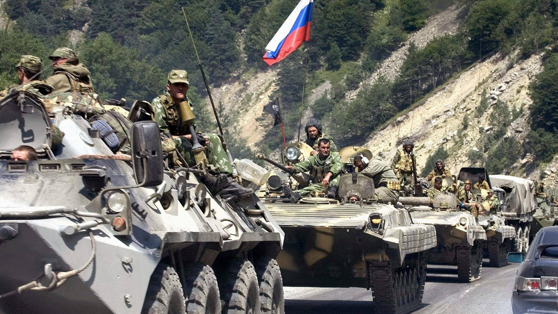Russian forces withdraw from their sites in Aleppo countryside