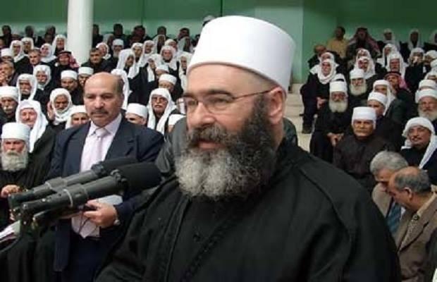 زعيم الموحدين الدروز يرفض بقاء بشار الأسد في السلطة