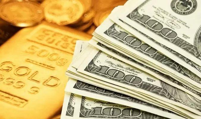 تراجع  جديد لأسعار صرف الدولار والذهب عند إغلاق تداولات الأربعاء