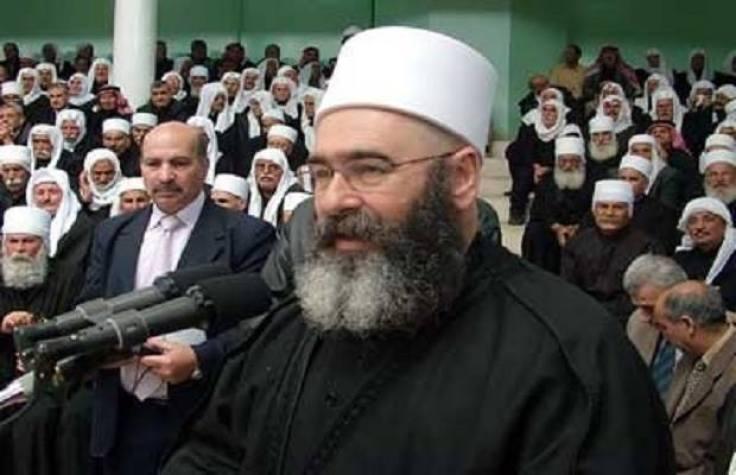 Leader of the Druze Almohads refuses remaining Bashar al-Assad in power