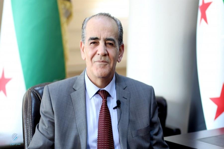 Al-Aridi confirms that the European Union rejects the legalization of the Assad regime