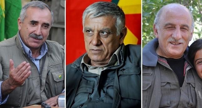 أمريكا تخصص مكافأة مالية لمن يدلي بمعلومات عن قادة الـ PKK