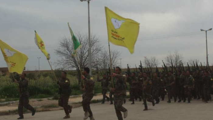 SDF kills two young men under the pretext of breaching the lockdown in Raqqa