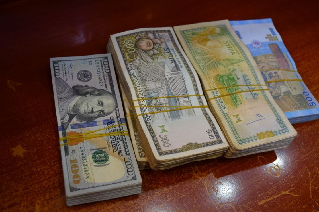 تراجع جديد لأسعار صرف العملات عند إغلاق  تداولات السبت
