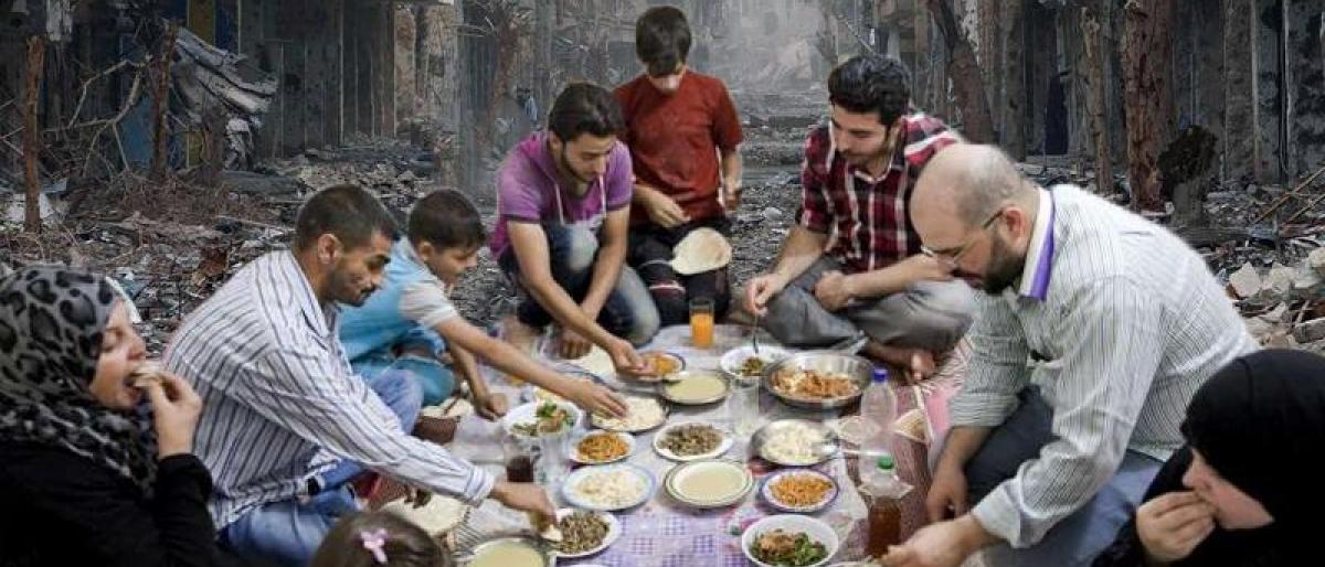 في سوريا ...تكلفة إفطار رمضان يومياً تبلغ ثلث راتب موظف حكومي