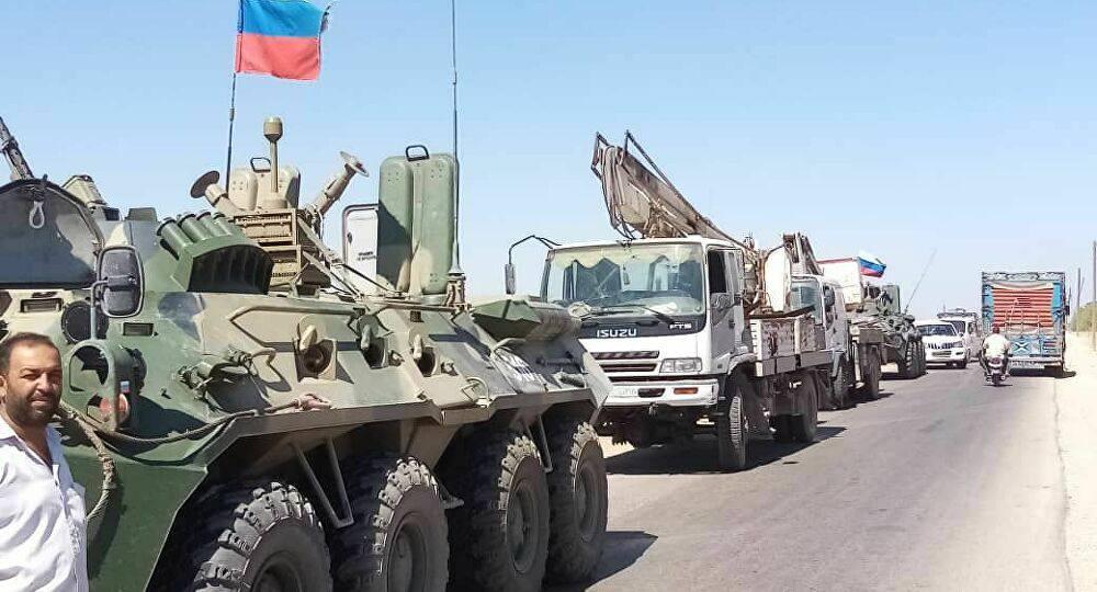 تعزيزات عسكرية روسية من فاغنر  و أخرى  إيرانية تصل إلى حمص