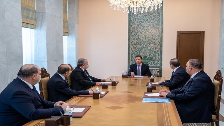 Bashar al-Assad issues new instructions to his government