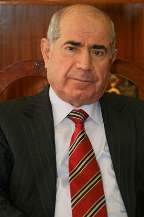 وفاة رجل الأعمال بهاء الدين حسن