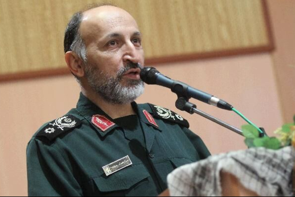 مصرع نائب قائد فيلق القدس الإيراني بنوبة قلبية