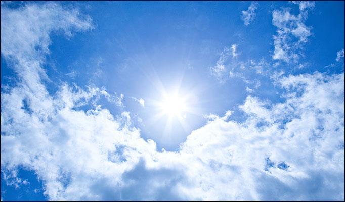 انخفاض يطرأ على درجات الحرارة في بعض المناطق اعتبارا من يوم غد الثلاثاء