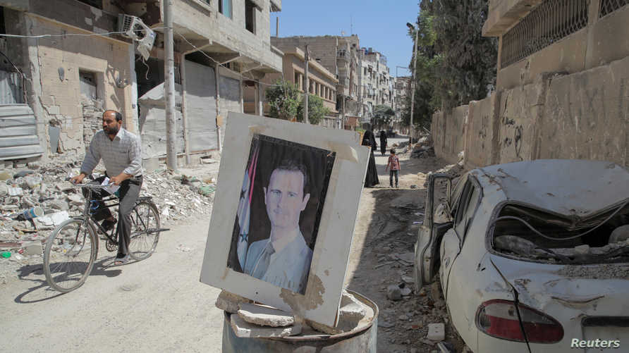 روسيا تزعم كشف  مخططات لتنفيذ هجمات في سوريا  قبيل الانتخابات الرئاسية