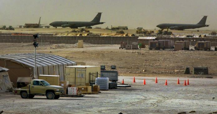 الحرس الثوري يفرغ مخازن الأسلحة القريبة من مطار دمشق الدولي