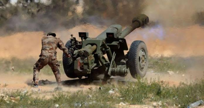 The rebel factions deal a qualitative blow to the regime forces south of Idlib