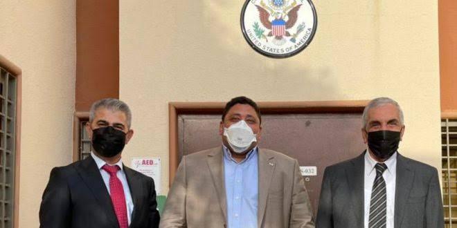 نائب المبعوث الأميركي يدعو إلى التمثيل المتوازن في إدارة شرق الفرات