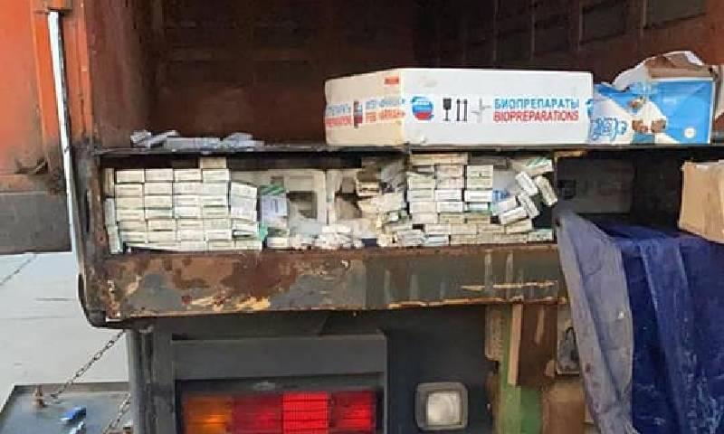 العراق يحبط عملية تهريب أدوية من سوريا ضمت أكثر من 53 ألف مادة