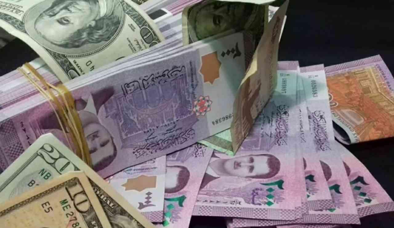 الدولار يسجل تراجعاً جديداً  أمام الليرة عند افتتاح  تداولات الأربعاء
