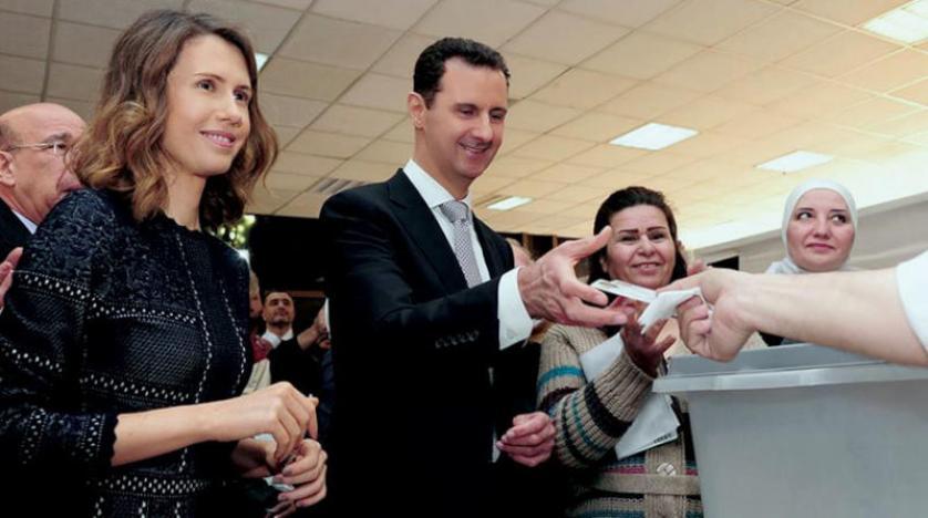صحيفة عبرية: الأسد يحقق نصرا على المجهول في انتخاباته