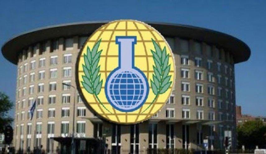 منظمة حظر الأسلحة الكيميائية تتخذ قراراً  غير مسبوق ضد  نظام الأسد