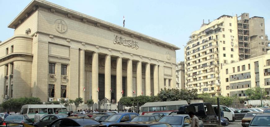 القضاء المصري  يحكم بإعدام شابين سوريين
