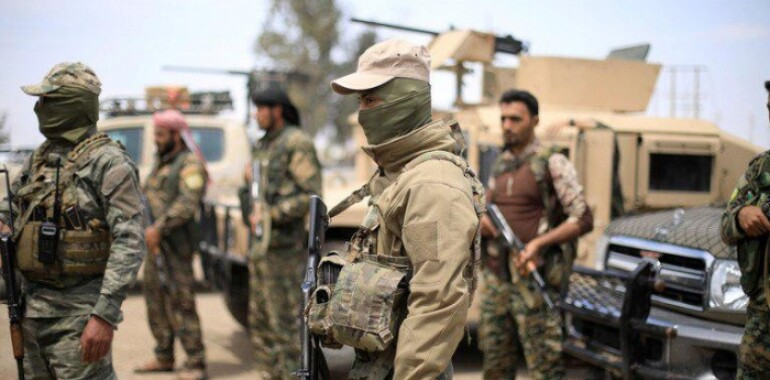 Iranian militias push new military reinforcements to Homs countryside