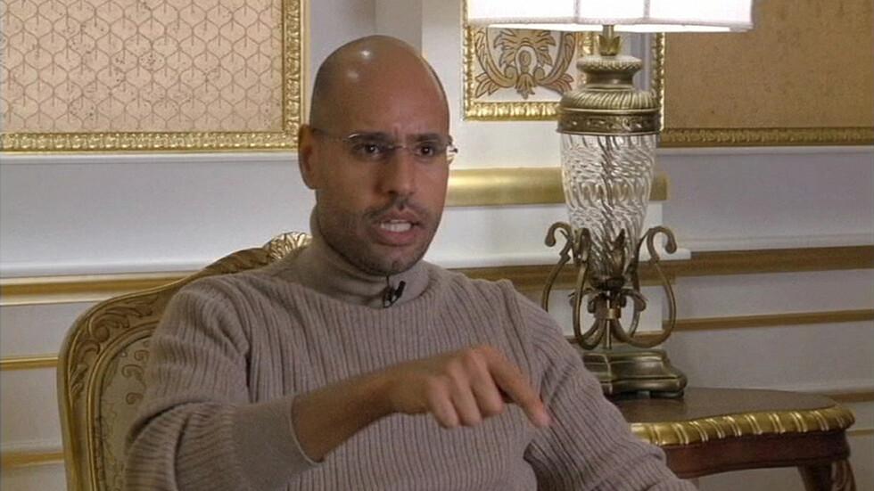 صحيفة التايمز : سيف الإسلام القذافي ينوي الترشح لرئاسة ليبيا