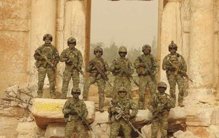 """Hmeimim base assigns """"Wagner"""" mercenaries to control the security file in the Syrian governorates"""