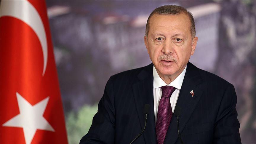 أردوغان مخاطباً اللاجئين في تركيا : اصبروا إن الله مع الصابرين