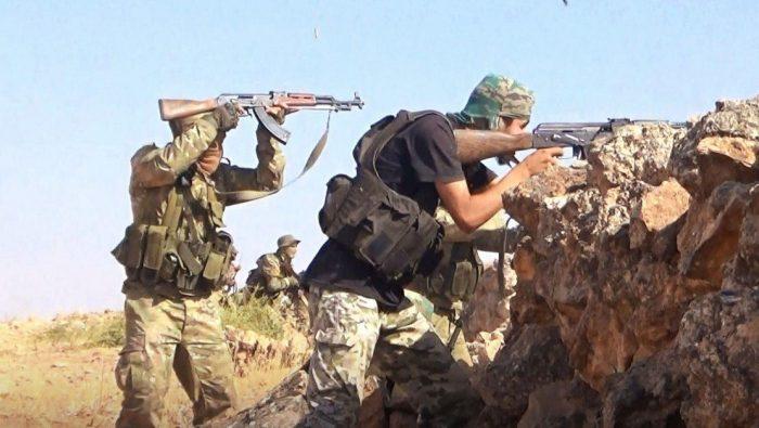 الثوار يحبطون محاولة تسلل لقوات النظام  في جبل الزاوية