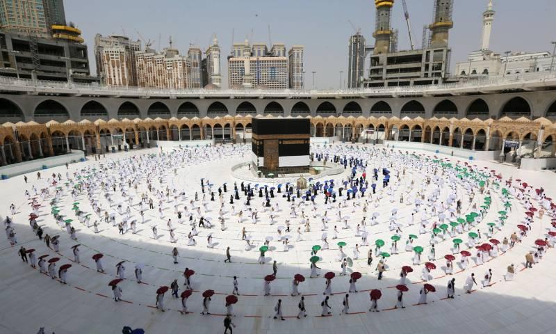 السعودية تعلن عن قرارها بشأن أداء مناسك الحج