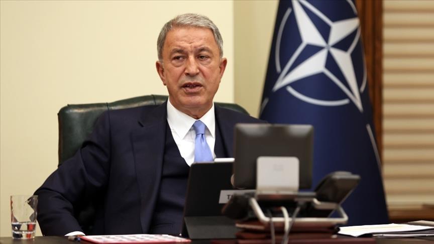 وزير الدفاع التركي ...تصريحات جديدة حول المنطقة الآمنة شمال سوريا