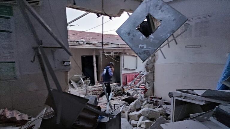 ارتفاع عدد ضحايا مشفى عفرين إلى 13 شخص و إصابة 27 آخرين