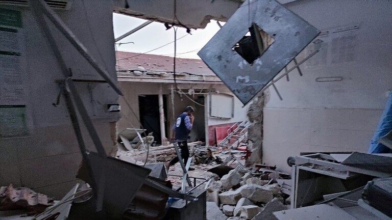 The number of victims of Afrin Hospital has risen to 13, and 27 others were injured
