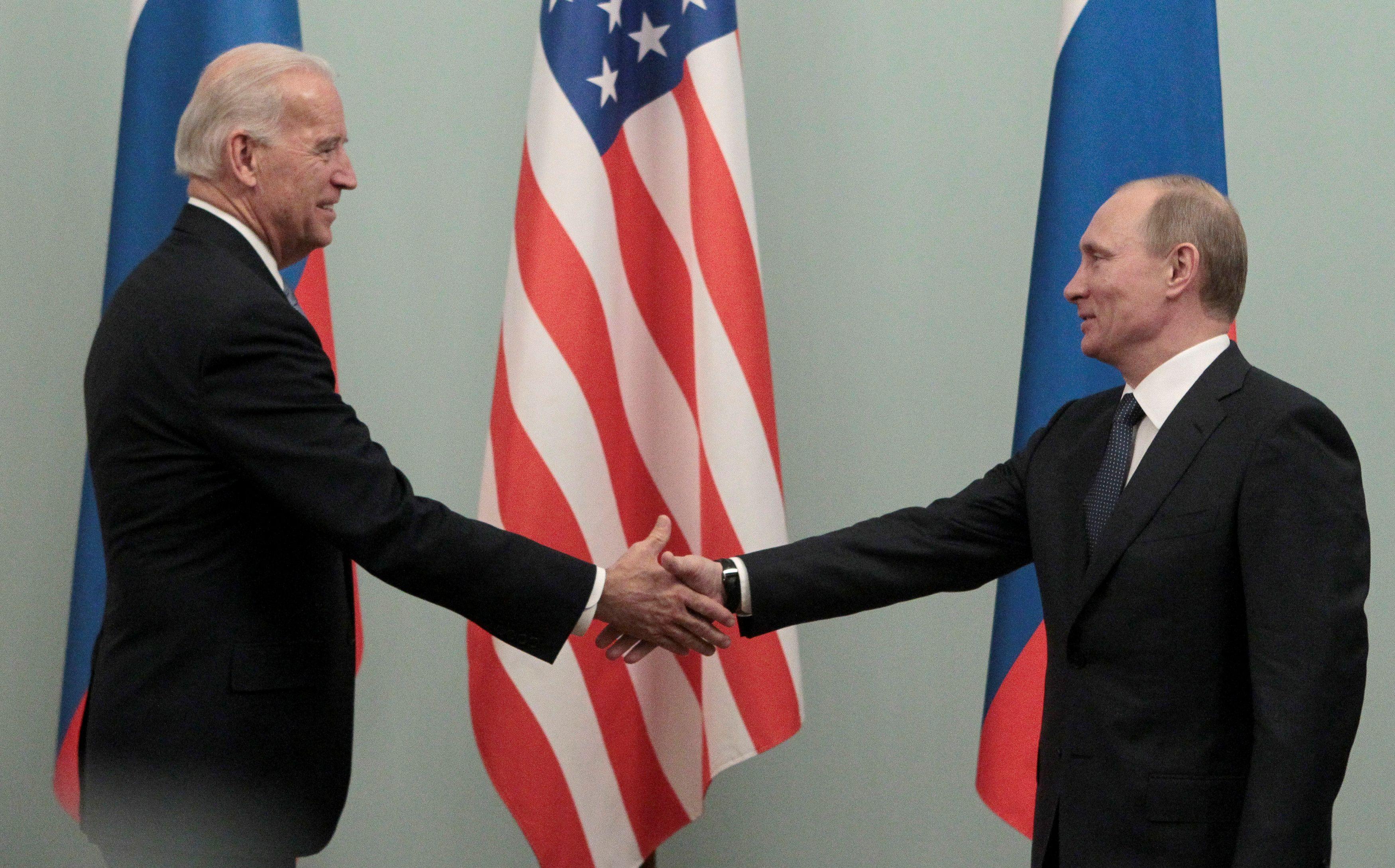 واشنطن بوست : سوريا ستكون على طاولة البحث خلال   لقاء بايدن – بوتين