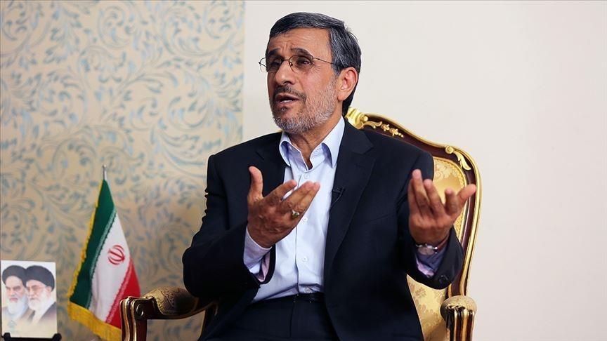 نجاد يفجر مفاجأة...مسؤول التجسس بإيران كان عميلا لإسرائيل..فيديو