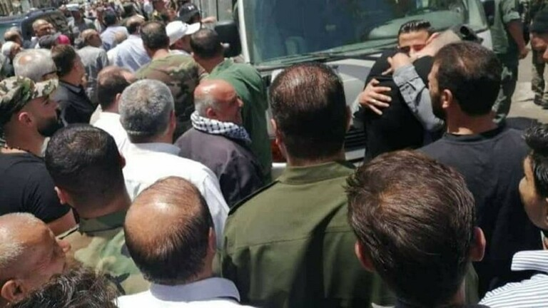 In a new play...the Syrian regime releases 30 detainees from the city of Irbin in Damascus countryside