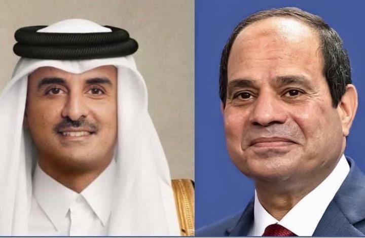 مصر تعلن عن حدث مهم مع قطر في الأيام المقبلة