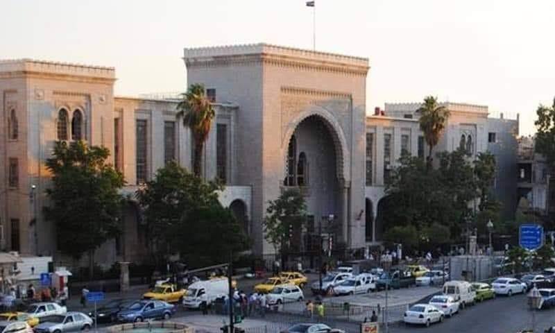 حصل اليوم في دمشق أمام القاضي الشرعي الأول