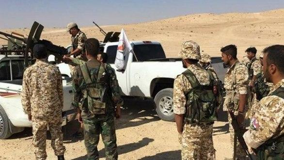 Military Intelligence is chasing members who tried to defect from the regime forces in Al-Raqqa