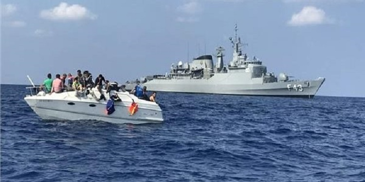 The Lebanese authorities thwart an attempt to smuggle Syrians across the Mediterranean
