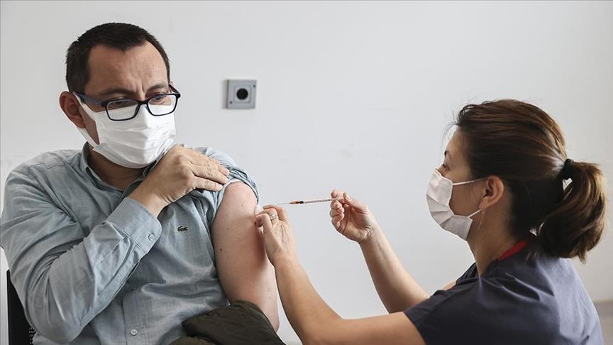 تركيا تسجل أعلى معدل يومي في التطعيم ضد كورونا