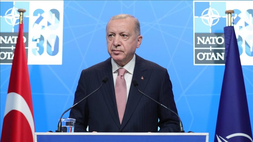 اردوغان يدلي بتصريحات جديدة حول سوريا و ادلب  في ختام اجتماع حلف الناتو