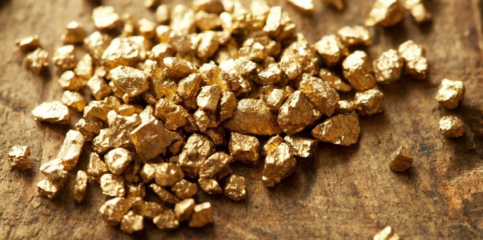 45 كغ  من الذهب الخام تصل من  القامشلي إلى دمشق كل أسبوعين