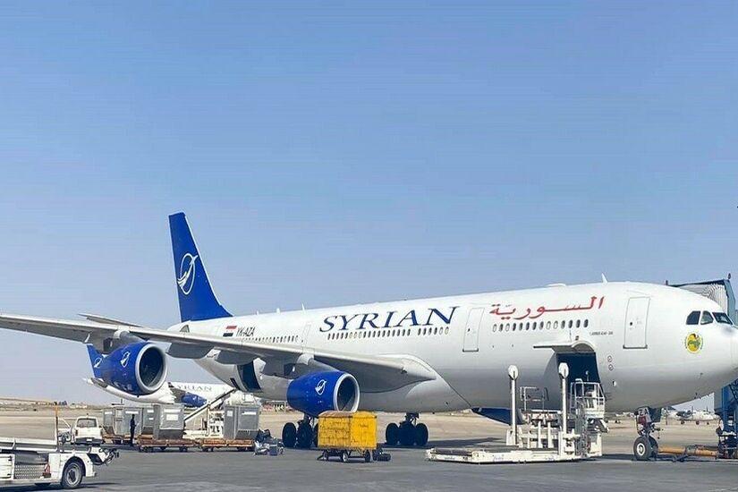 استئناف رحلات الطيران المباشرة  بين النظام ودبي والشارقة قريباً