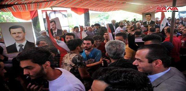توقعات بأن  يفرج النظام عن دفعة جديدة من أبناء الغوطة الشرقية الأسبوع المقبل