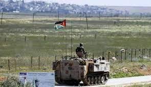 الجيش الأردني يحبط محاولة تسلل ألماني الى سوريا