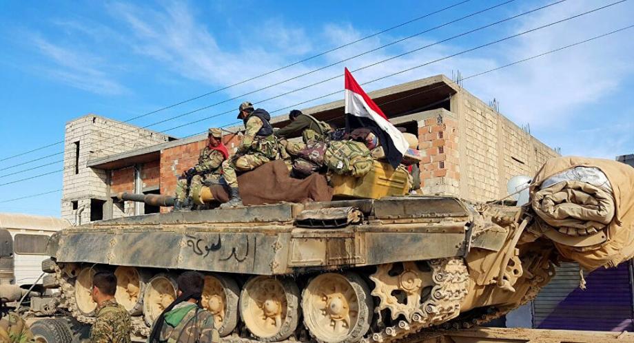 وسائل إعلام روسية تؤكد فشل حملة النظام في البادية السورية